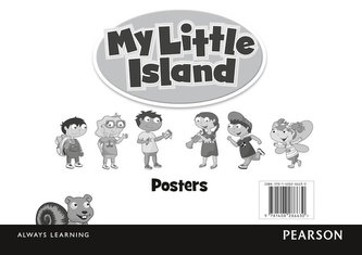 My Little Island Level 1, 2, 3 Poster - neuveden