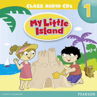 My Little Island Level 1 Audio CD - neuveden