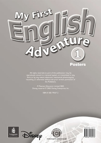 My First English Adventure Level 1 Posters - Grünemberg, Konrad