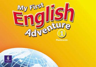 My First English Adventure Level 1 Flashcards - Grünemberg, Konrad