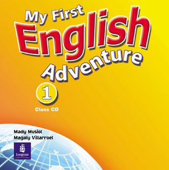 My First English Adventure Level 1 Class CD - Grünemberg, Konrad