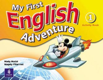 My First English Adventure Level 1 Activity Book - Grünemberg, Konrad