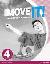 Move It! 4 Teacher´s Book & Multi-ROM Pack