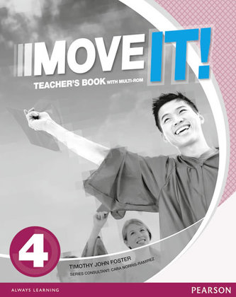Move It! 4 Teacher´s Book & Multi-ROM Pack - Timothy R. Foster
