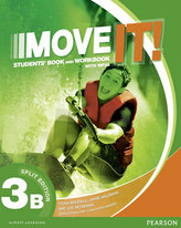 Move It! 3B Split Edition & Workbook MP3 Pack