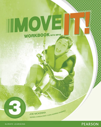 Move It! 3 Workbook & MP3 Pack - McKenna Joe