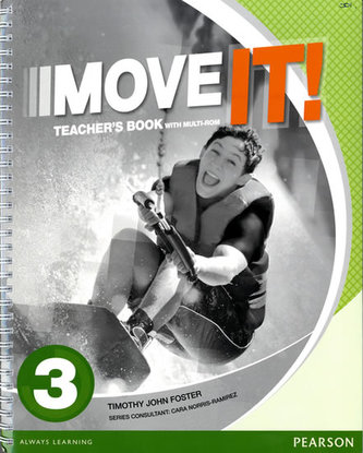 Move It! 3 Teacher´s Book & Multi-ROM Pack - Timothy R. Foster