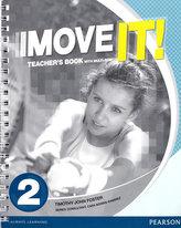 Move It! 2 Teacher´s Book & Multi-ROM Pack