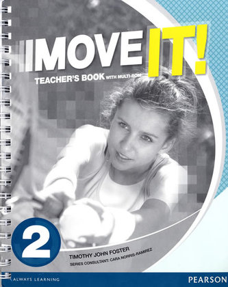 Move It! 2 Teacher´s Book & Multi-ROM Pack - Timothy R. Foster