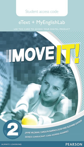 Move It! 2 eText & MEL Students´ Access Card