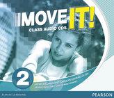 Move It! 2 Class Audio CDs