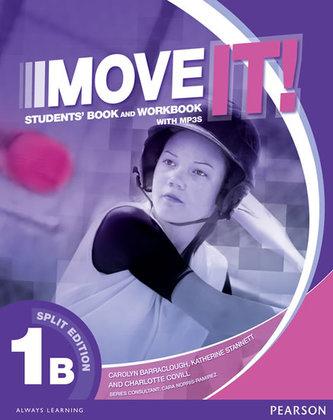 Move It! 1B Split Edition & Workbook MP3 Pack