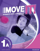 Move It! 1A Split Edition & Workbook MP3 Pack