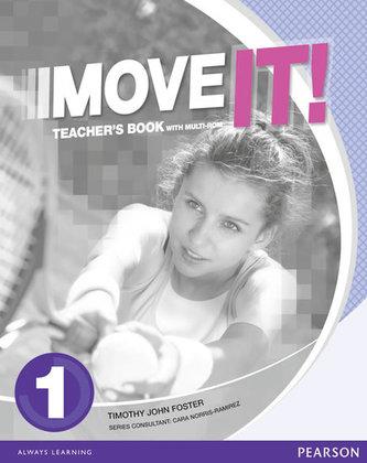 Move It! 1 Teacher´s Book & Multi-ROM Pack