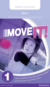 Move It! 1 eText Students´ Access Card
