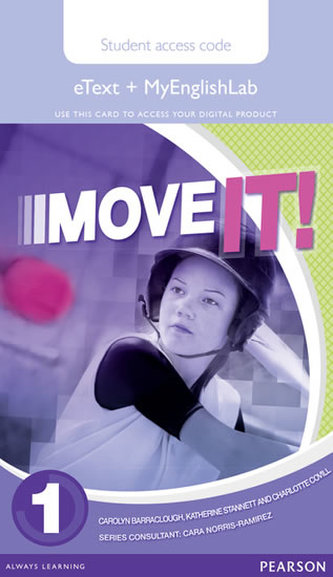Move It! 1 eText & MEL Students´ Access Card