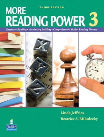 More Reading Power 3 Student Book - Jeffries Linda