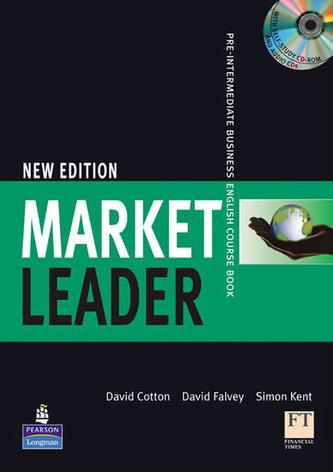 Market Leader Pre-Intermediate Coursebook New Edition