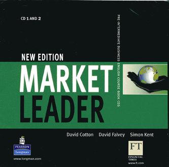 Market Leader Pre-Intermediate Class CD (2) New Edition