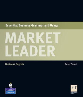 Market Leader Essential Grammar & Usage Book