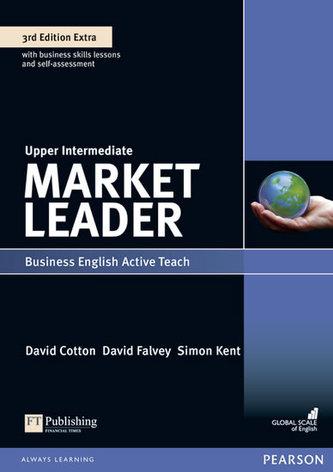 Market Leader 3rd Edition Upper Intermediate Active Teach