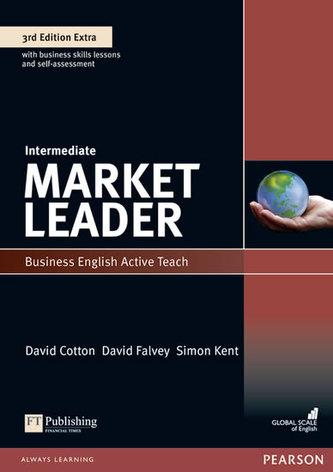 Market Leader 3rd Edition Intermediate Active Teach
