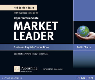 Market Leader 3rd Edition Extra Upper Intermediate Class Audio CD