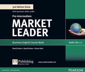 Market Leader 3rd Edition Extra Pre-Intermediate Class Audio CD