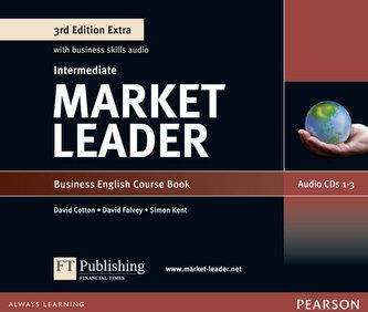 Market Leader 3rd Edition Extra Intermediate Class Audio CD