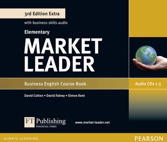 Market Leader 3rd Edition Extra Elementary Class Audio CD - Dubicka, Iwona