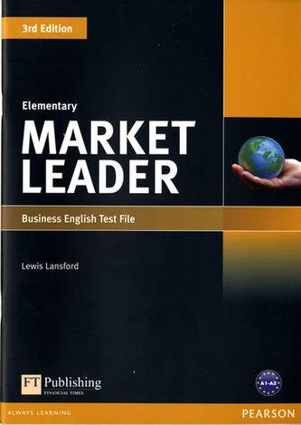Market Leader 3rd edition Elementary Test File