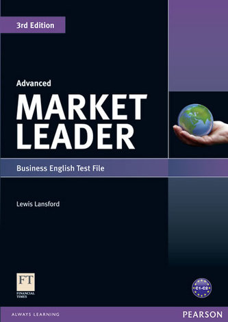 Market Leader 3rd edition Advanced Test File - Lansford, Lewis