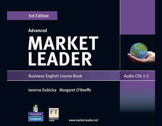 Market Leader 3rd edition Advanced Coursebook Audio CD (2)