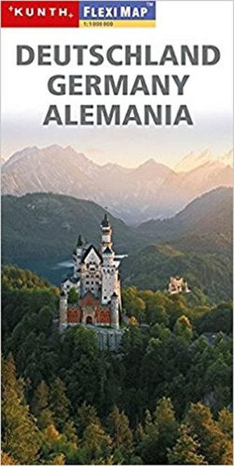 Deutschland/Fleximap 1:1M KUN