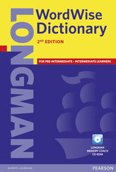 Longman Wordwise Dictionary Paper and CD ROM Pack 2ED
