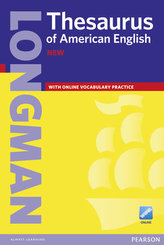 Longman Thesaurus of American English paper&Online(HigherEd)