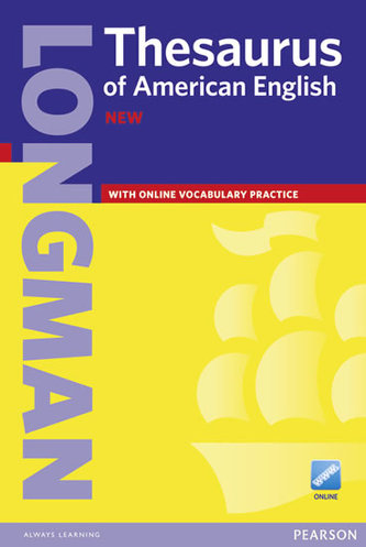 Longman Thesaurus of American English paper&Online(HigherEd) - neuveden