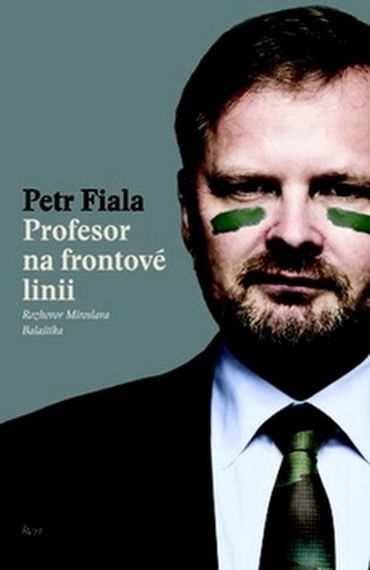 Profesor na frontové linii - Rozhovor Miroslava Balaštíka