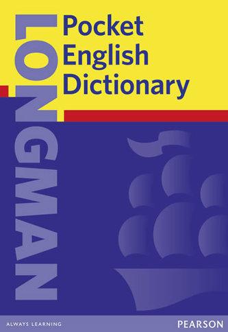 Longman Pocket English Dictionary Cased