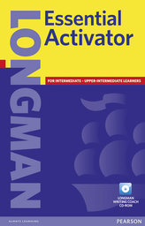 Longman Essential Activator 2nd Edition Paper and CD ROM