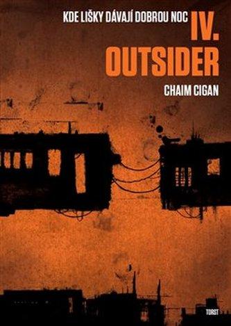 Outsider - Chaim Cigan