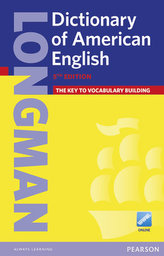 Longman Dictionary of American English 5 Paper & Online (HE)