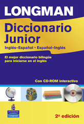 Longman Diccionario Junior (Primaria 2 Ed) CD-ROM for Pack