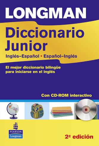 Longman Diccionario Junior (Primaria 2 Ed) CD-ROM for Pack