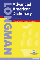 Longman Advanced American Dictionary 2nd Ed Paper and CD ROM Pack