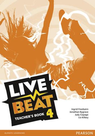 Live Beat 4 Teacher´s Book