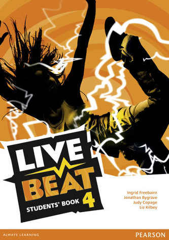 Live Beat 4 Students´ Book