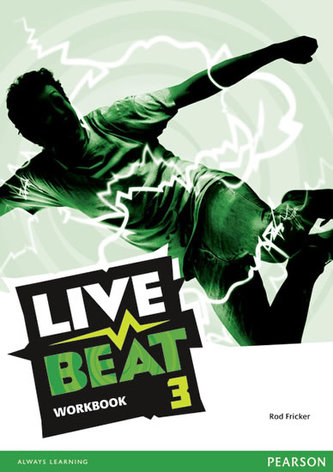 Live Beat 3 Workbook - Fricker Rod