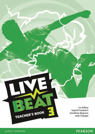 Live Beat 3 Teacher´s Book