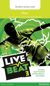 Live Beat 3 eText Student Access Card